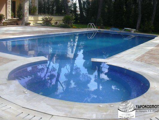 Πισίνα - Hydrocosmo
