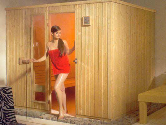 Sauna - Hydrocosmo