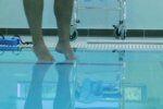 Φυσιοθεραπεία στην πισίνα