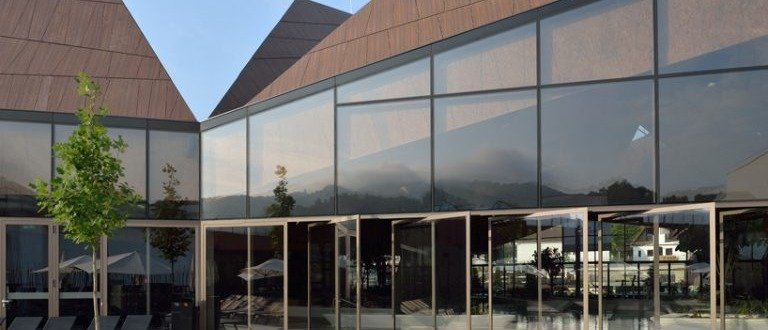 Νέα πνοή με πρωτοποριακή οροφή