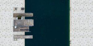Ο Stephan Zirwes προσφέρει απίστευτες αεροφωτογραφίες με τις πιο όμορφες πισίνες